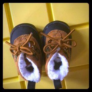 Newborn Baby Hiking Boots